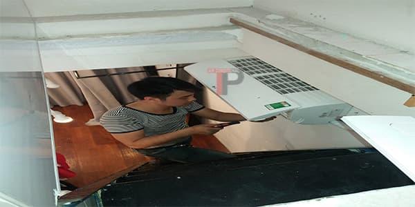 Tháo lắp máy lạnh quận 2
