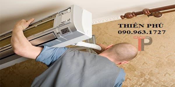 Tháo lắp máy lạnh quận 3