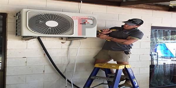 Tháo lắp máy lạnh tân bình