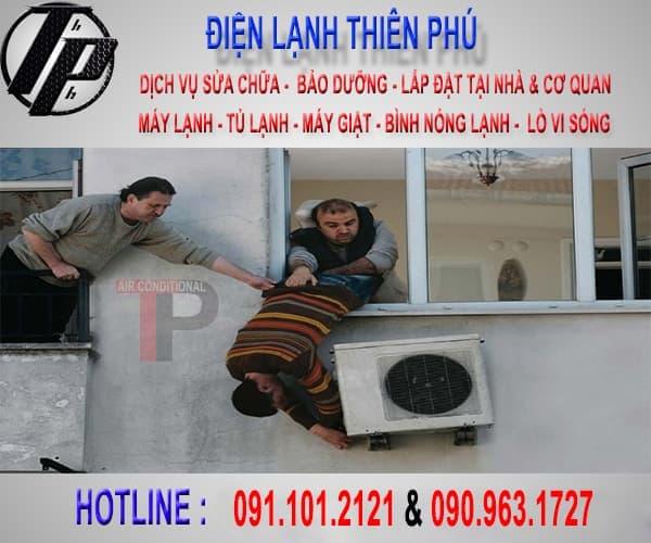 Sửa chữa điện lạnh thiên phú