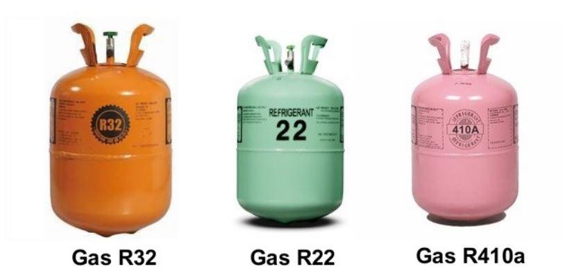 gas điều hòa